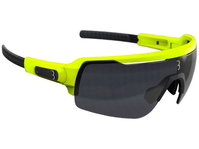 BBB Commander BSG-61 Sport Glasses matte neon yellow